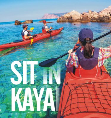 Sit in Kayaks