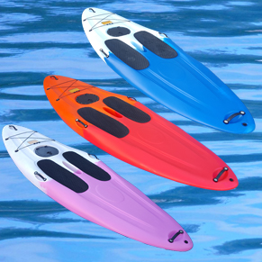 Polyethylene Stand Up Paddle boards (SUP)