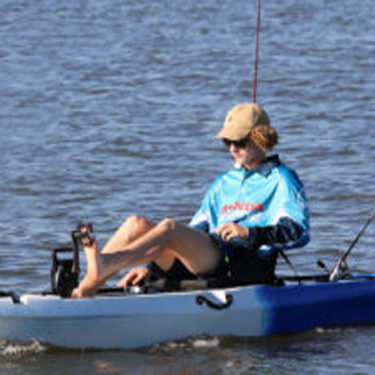 Sit On Top Pedal Kayaks